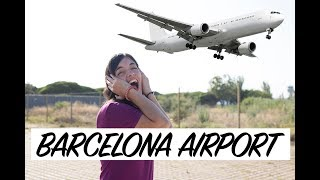 """How to get from Barcelona Airport to Barcelona city centre"""