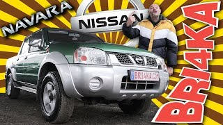 Nissan Navara - D22 | Test and Review| Bri4ka.com