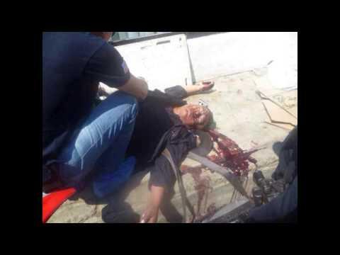 Sangriento asalto a sucursal de Banamex