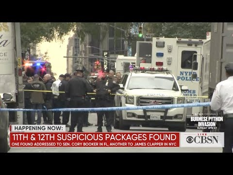 Package bomb suspect arrested: Cesar Sayoc, 56-year-old man taken into custody in Plantation, FL
