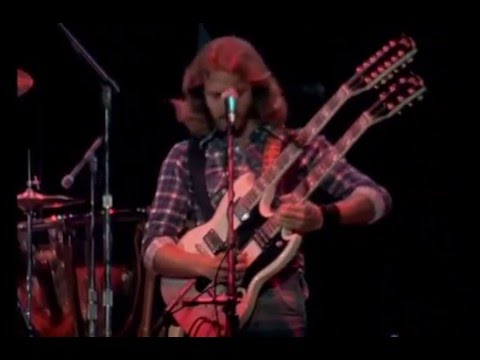Eagles - Hotel California (1976)  (VOB)