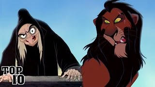 Top 10 Most Evil Disney Villains