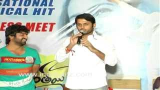 Gunde Jaari Gallanthayyinde - Gunde Jaari Gallanthayyinde Success Meet l Telugu Cinema | Telugu Films