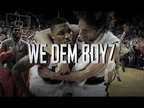 NBA Playoffs 2014 Round ONE  -  We Dem Boyz