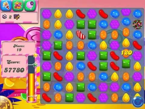 Candy Crush Saga Level 330 Solutions and Tricks