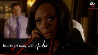 Season 5 Episode 11 Ending - How To Get Away With Murder