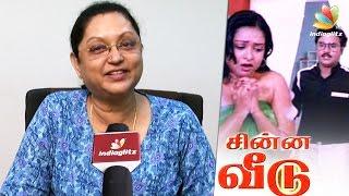 Asia's first woman cinematographer B. R. Vijayalakshmi Interview | Bhagyaraj Chinna Veedu, Rajini