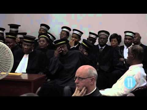 La rentrée judiciaire à Port-au-Prince