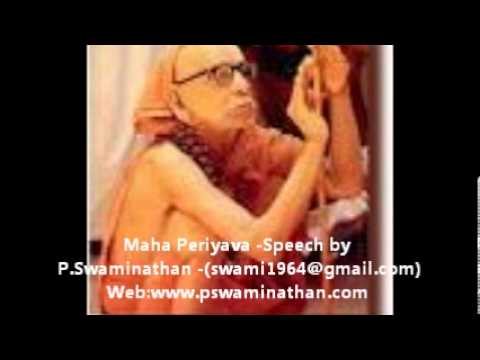 Swaminathan speech on ma