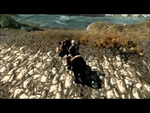 Skyrim Horse Combat MOD WIP