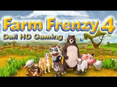 Farm Frenzy 4 PC Gameplay HD 1440p