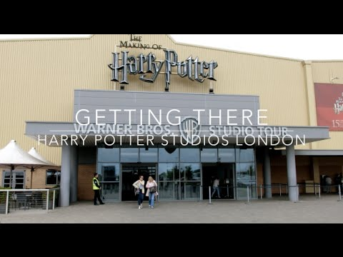 Travel to Harry Potter Studio Tour London by Public Transport