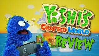 A Crafted Yoshi Exploshi | Yoshi's Crafted World REVIEW