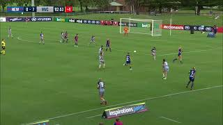 Westfield WLeague 201920 Round 13 Newcastle Jets FC Women v Melbourne Victory Women Full Game