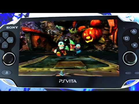 Disney Epic Mickey 2: The Power Of Two playstation Vita Trailer video