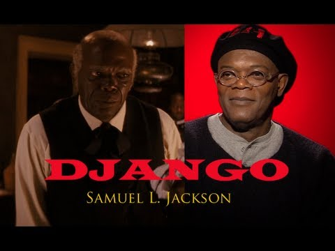 Sam Jackson talks House Niggas and Slavery | Django Unchained