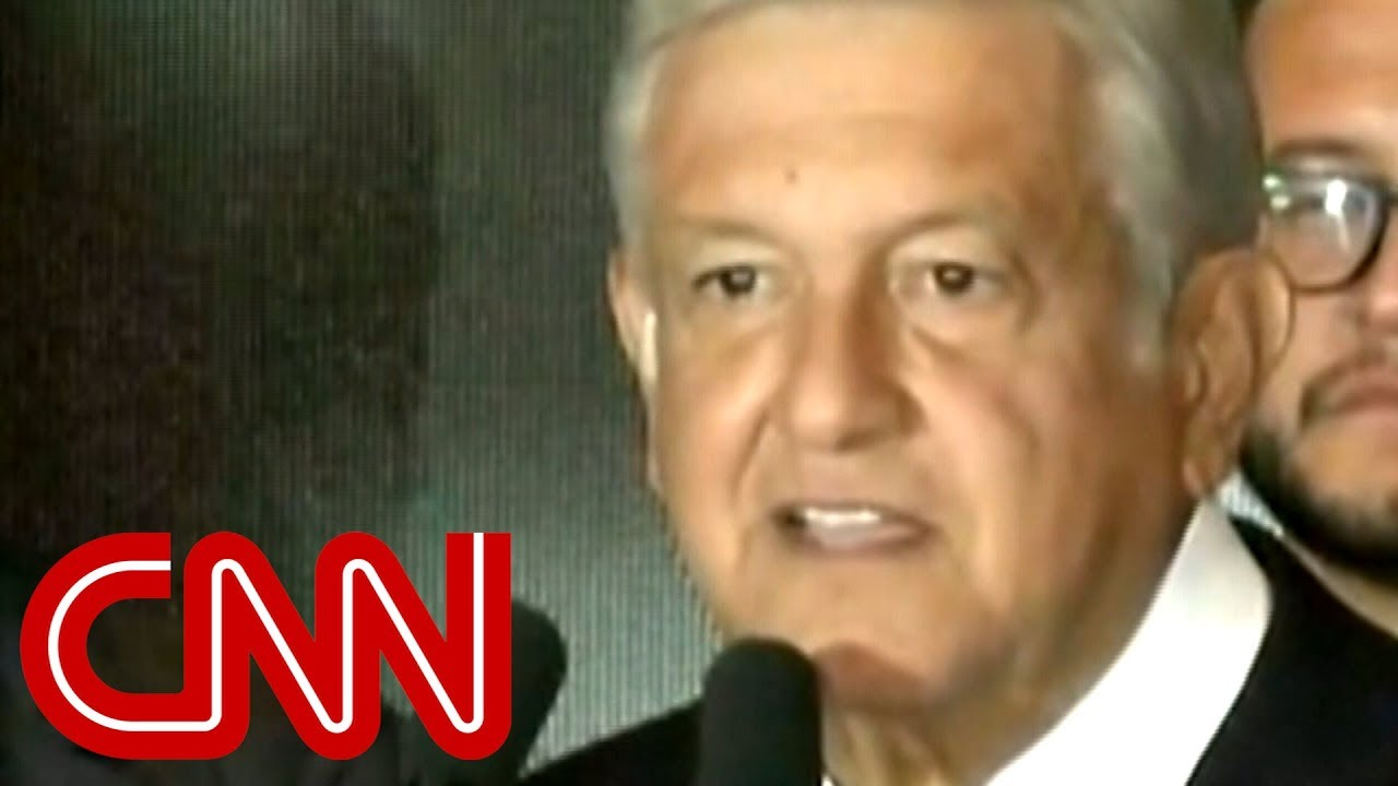 Lopez Obrador on track to be Mexico's president