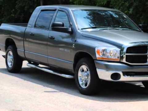 2006 DODGE RAM 3500 TK   Wake Forest NC North Carolina