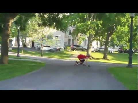 Longboarding: Go Skate Day 2012