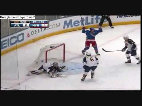 Marian Gaborik Goals 21 to 25 of 2009-10 Video