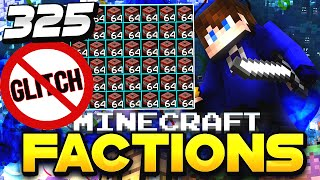 """Minecraft Factions Lets Play! #325 """"TP GLITCHERS STOP BEST RAID EVER?!"""" ( Minecraft Faction )"""