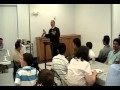 5. Ramadan Iftar Dinner: Speech of Pastor Olin