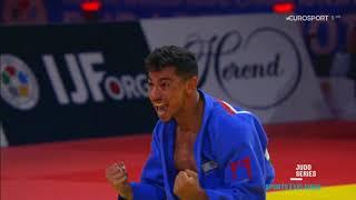Judo Grand-Prix Cancun 2018: Day 2