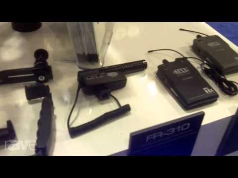 InfoComm 2013: Marshall Electronics Initiates FR Line of Wireless Audio