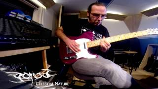 Gorod - Celestial Nature - guitar playthrough