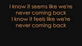 Hawthorne Heights - This Is Who We Are lyrics