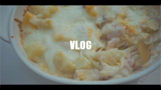 Egg Roll, Meringue, Cream Sweet Potato Gratin | Daily, Cooking VLOG