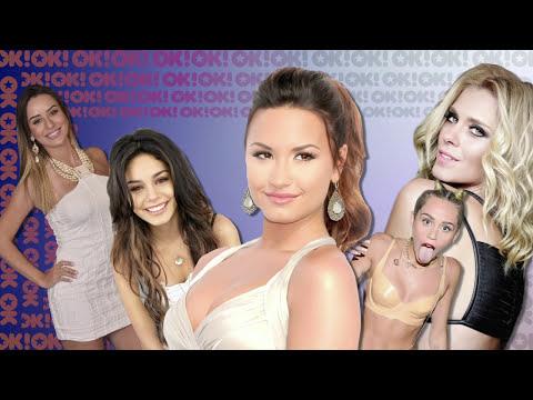 Demi Lovato pelada, Justin Bieber bissexual e Drake apaixonado pela Jen Law!