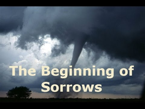 Signs of the End Times! The Beginning of Sorrows (Latest Breaking News: February 2016)