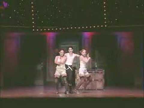 Two Ladies - Cabaret - HS
