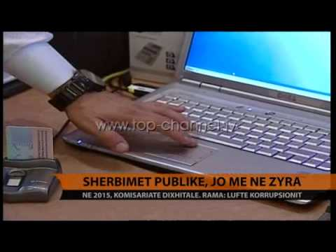 Shërbimet publike, jo më në zyra - Top Channel Albania - News
