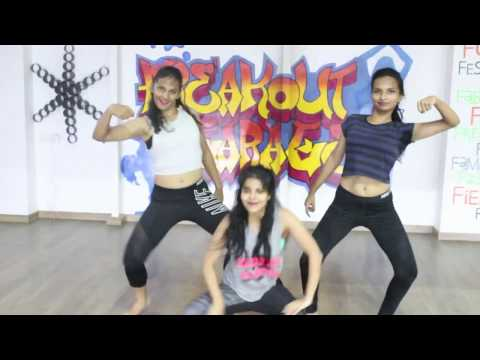 Tattoo | ABCD 2 | Dance Choreography | The Freakout Garage
