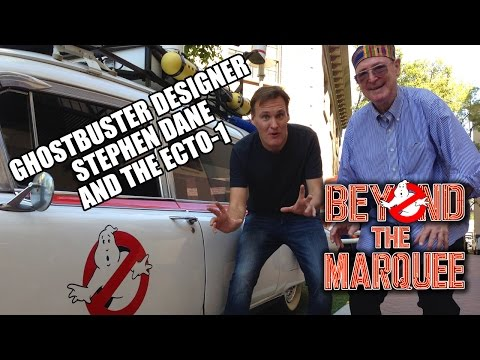 Ghostbusters Ecto-1 Car & Designer Stephen Dane - BTM: The Web-Series: (Episode 70)