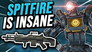 SPITFIRE IS INSANE!
