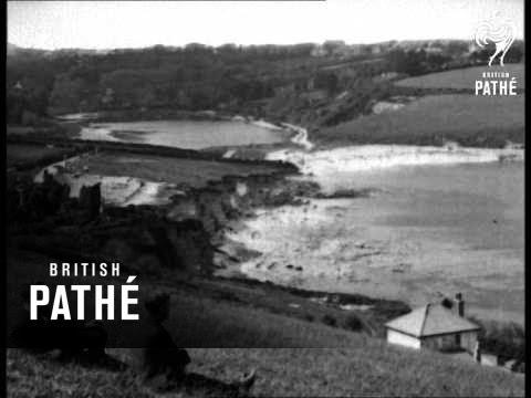 Seaside Holiday Scenes (1920)