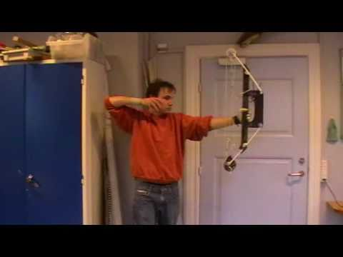 Home made compound bow
