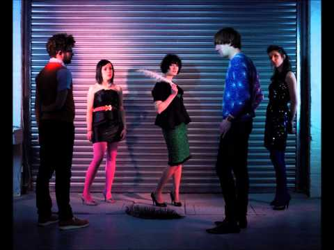 The Long Blondes - Heaven Help The New Girl