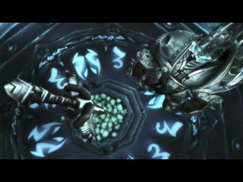 Посмотреть ролик - Wrath of the Lich King - Patch 3.3: Fall of the Lich Kin