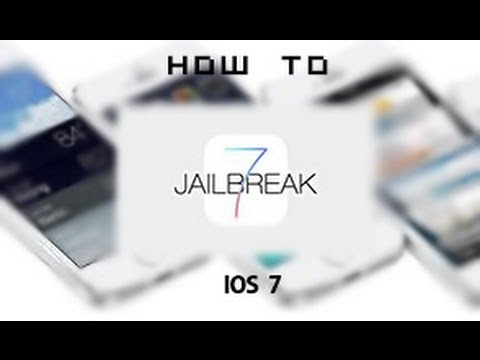 How To Jailbreak iOS 7 & Install Cydia With Evasi0n 7 - iPhone 5S. iPhone 5. iPhone 4S. iPad. iPod