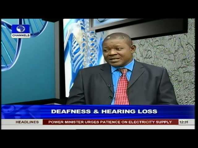 Health Matters: Deafness & hearing loss pt.1