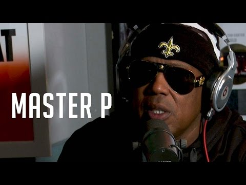 Master P dodges wife, reality show & money questions + promotes new business