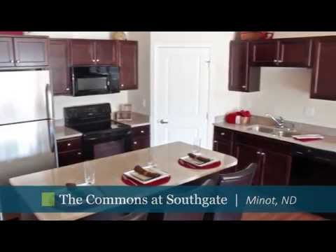 The Commons At Southgate Walk Through | Minot, ND