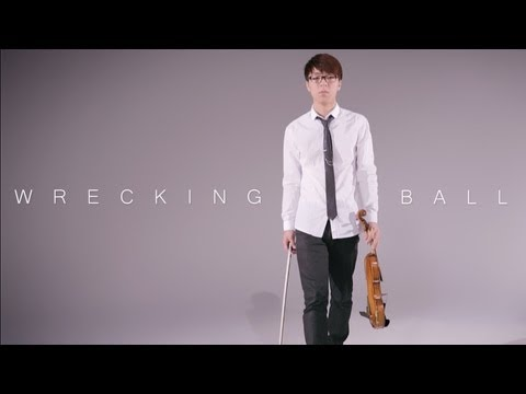 Wrecking Ball - Miley Cyrus (Jun Sung Ahn Violin Cover)