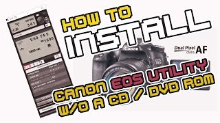 download lagu How Download For Free Canon 70d Eos Utility Install gratis