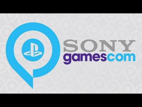 Sony Press Conference - Gamescom 2014