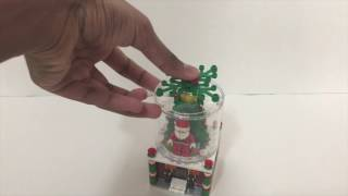 40223 2016 limited edition snow globe set review